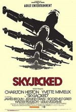 Skyjacked (1972) afişi
