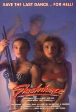 Slashdance (1989) afişi