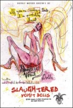 Slaughtered Vomit Dolls (2006) afişi
