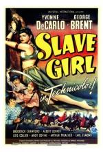 Slave Girl (1947) afişi