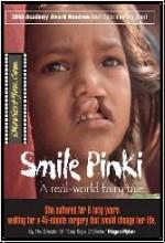 Smile Pinki (2008) afişi
