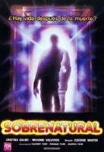 Sobrenatural (1981) afişi