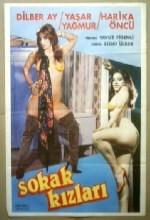 Sokak Kızları (1979) afişi