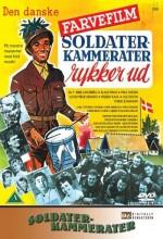 Soldaterkammerater Rykker Ud (1959) afişi