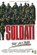Soldati - 365 All'alba (1987) afişi