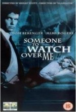 Someone To Watch Over Me (1987) afişi