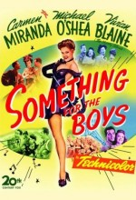 Something For The Boys (1944) afişi
