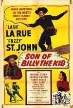 Son Of Billy The Kid (1949) afişi
