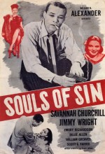 Souls Of Sin (1949) afişi