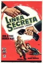 Southside 1-1000 (1950) afişi