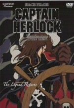 Space Pirate Captain Harlock: The Endless Odyssey (2002) afişi