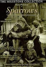 Sparrows (1926) afişi