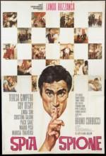 Spia, Spione (1967) afişi