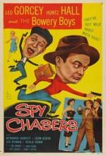 Spy Chasers (1955) afişi