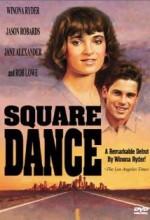 Square Dance (1987) afişi