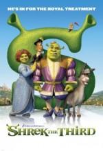 Şrek 3 (2007) afişi