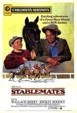 Stablemates (1938) afişi