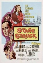 Stage Struck (1958) afişi
