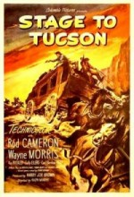 Stage To Tucson (1950) afişi