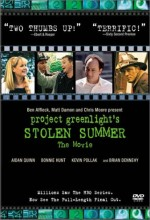 Stolen Summer (2002) afişi