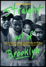 Straight Out Of Brooklyn (1991) afişi