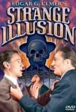 Strange ıllusion (1945) afişi