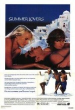 Summer Lovers (1982) afişi