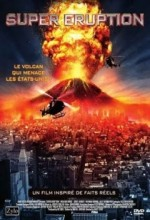 Super Eruption (2011) afişi