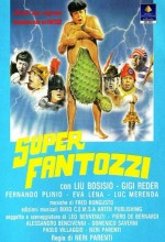 Superfantozzi (1986) afişi