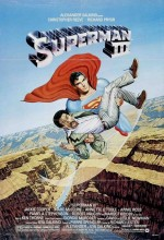 Superman 3 (1983) afişi