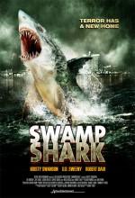 Nehirdeki Canavar – Swamp Shark Türkçe Dublaj Full izle