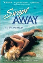 Swept Away (2002) afişi