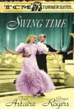 Swing Time (1936) afişi