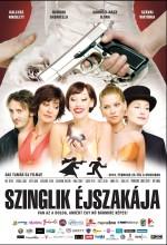 Szinglik éjszakája (2010) afişi