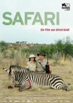 Safari (2016) afişi