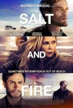 Salt and Fire (2016) afişi