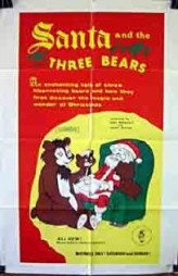 Santa and the Three Bears (1970) afişi