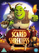 Scared Shrekless (2010) afişi