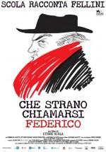 Scola Fellini'yi Anlatıyor (2013) afişi