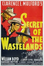 Secret Of The Wastelands (1941) afişi