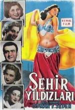 şehir Yıldızları (1956) afişi
