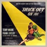 Shack Out on 101 (1955) afişi