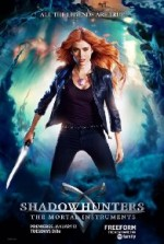 Shadowhunters (2016) afişi