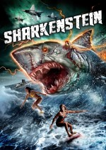 Sharkenstein (2016) afişi