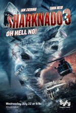 Sharknado 3: Oh Hell No! (2015) afişi