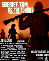 Sheriff Tom Vs. The Zombies (2013) afişi