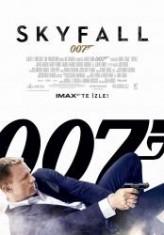 Skyfall (2012) afişi