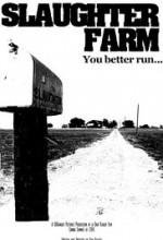 Slaughter Farm (2017) afişi