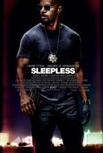 Sleepless (2017) afişi