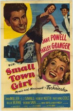 Small Town Girl (1953) afişi
